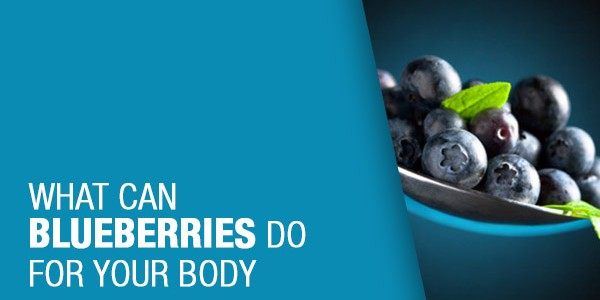 Eat Blueberries for Better Health