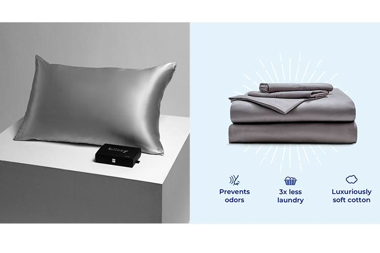Get Modern Hypoallergenic Pillowcases & Sheets