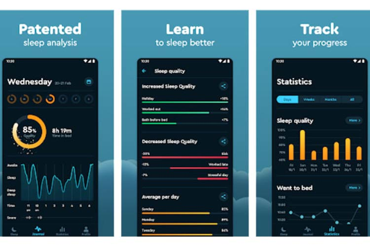 Use a Sleep App to Get 7 Hours