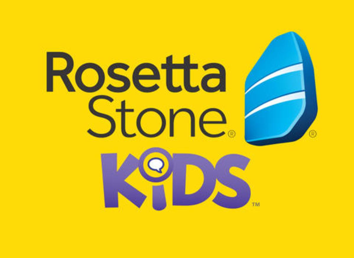 Rosetta Stone® Kids Lingo Letter Sounds - Application -