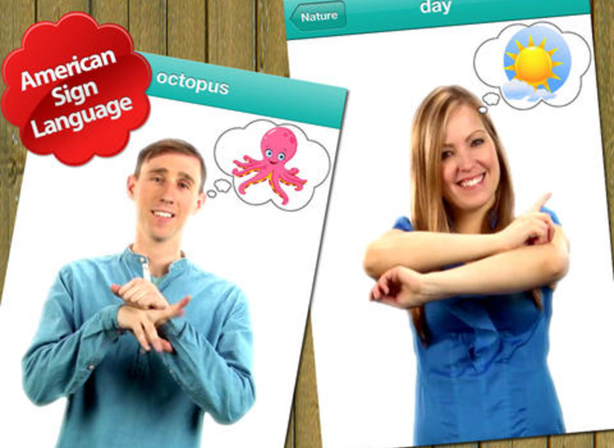 How to learn sign language videos