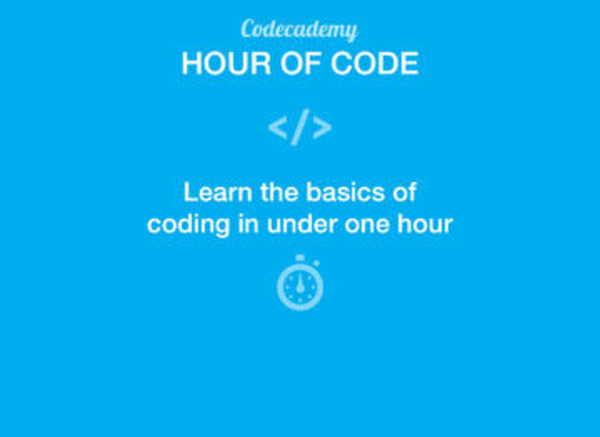 Codecademy: Hour of Code - Application - Sciences and Technology