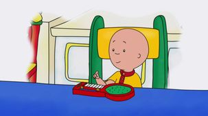 Vidéo - The Latest Caillou Episodes
