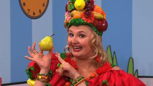 Vidéo - Madame Fruitée danse : Poire