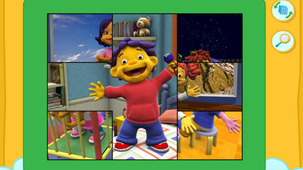 Site web - Puzzle: Sid the science kid