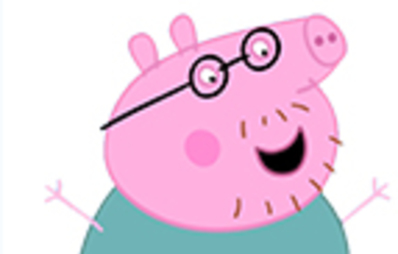 Personnage Peppa.