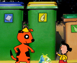 Site web - Que devient ce que l'on jette à la poubelle?
