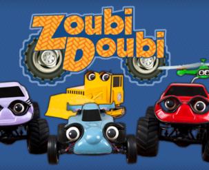 Jeu - The Zerby Derby Game Arcade