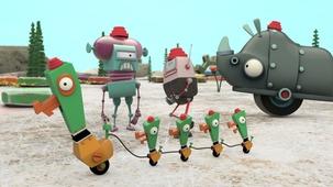 Vidéo - Robot-mélodie