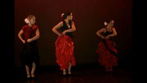 Vidéo - Hortense - le flamenco