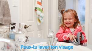 Vidéo - Chansons : L'heure du bain