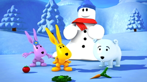 Vidéo - Snow Sculptures