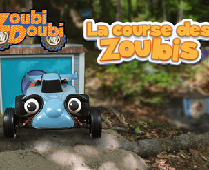 Site web - La course des Zoubis