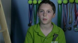 Vidéo - Zac - le tennis