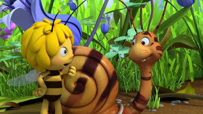 Universe image Maya The Bee
