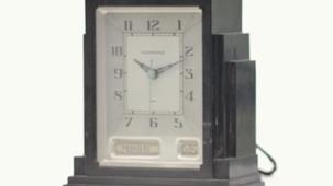 Vidéo - L'horloge électrique