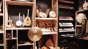 Vidéo - A World of Musical Instruments