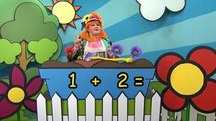 Vidéo - How Many Flowers, Fleurette?: 1 + 2