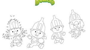 Coloriage - Doozers 5