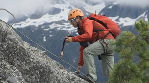 Vidéo - Éric Dumérac : alpiniste et guide, Mountain Skills Academy
