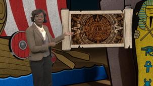 Vidéo - Savais-tu que... Le calendrier maya