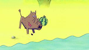 Vidéo - L'histoire d'Hubert et la pastèque maudite