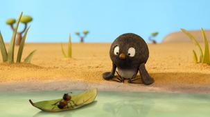 Vidéo - Dimitri a peur de l'eau