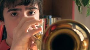 Vidéo - Charles-Antoine - la trompette