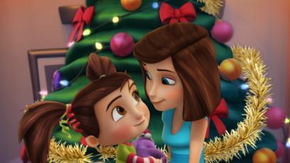 Universe image Kate and Mim-Mim