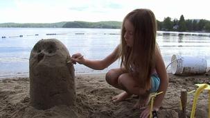 Vidéo - Alize : Sand Sculptures