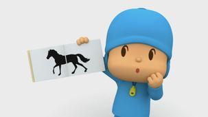 Vidéo - Un cheval pour Pocoyo
