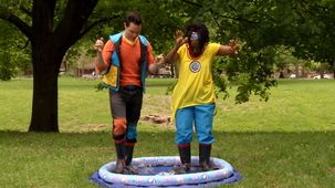 Vidéo - Mini Gumboots: Wading Pool 1