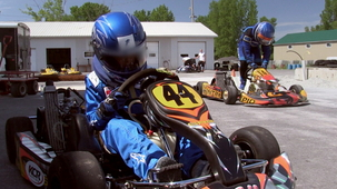 Vidéo - Nathan - Karting