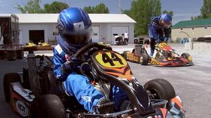 Vidéo - Nathan - le karting