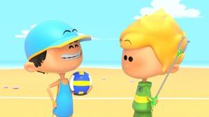 Vidéo - Le Beach-Volley