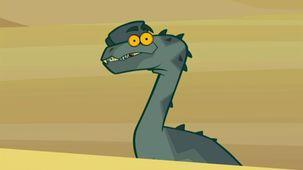 Vidéo - I Am A Dliphrosaurus