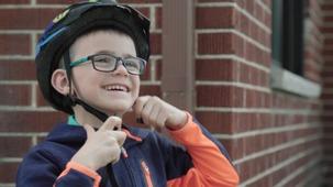 Vidéo - Conduire un vélo sans roulettes