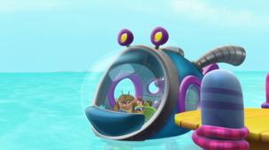 Vidéo - Le voyage en submersible