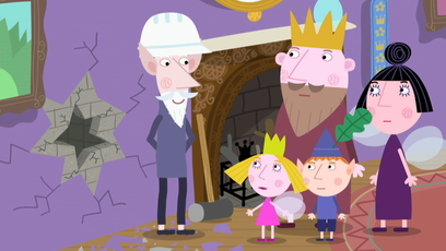 Universe image Ben and Holly's little kingdom