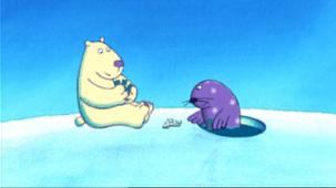 Vidéo - L'histoire de Bébert l'ours polaire