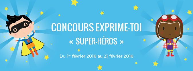 Concours Exprime-toi