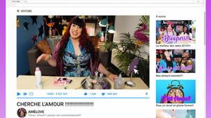 Vidéo - Amélove cherche l'amour!