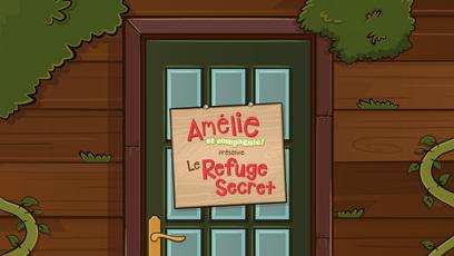 Site web - Refuge secret