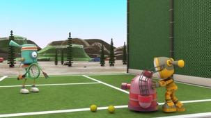 Vidéo - Jouer À La Balle