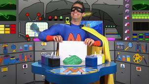 Vidéo - Super Mini crée des couleurs : Vert