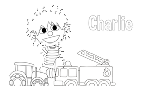 Coloriage - Charlie