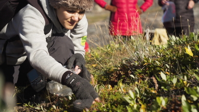 Vidéo - Country Food: Traditional Inuit Food