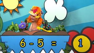 Vidéo - Combien de fleurs Fleurette? : 6-5