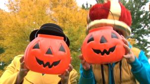 Vidéo - J'adore l'automne : C'est l'Halloween