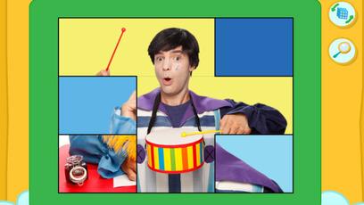Site web - Puzzle Arnaud